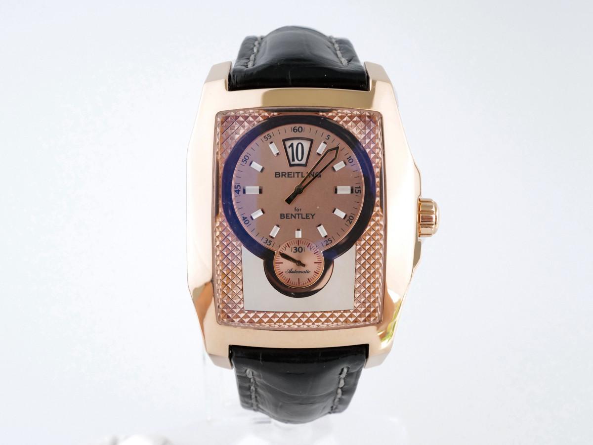 Швейцарские часы Breitling Bentley Flying B Series Jumping Hour 39 х 57 мм