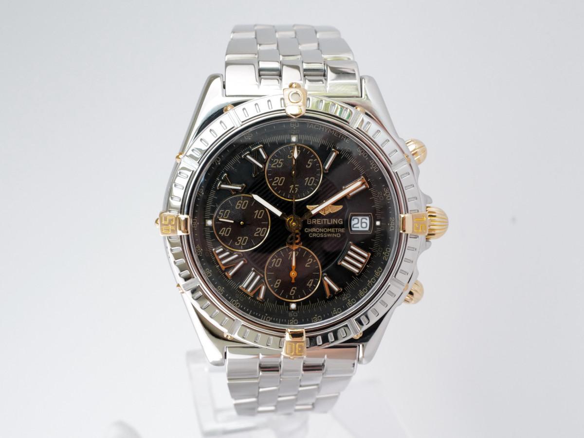Швейцарские часы Breitling Crosswind Chronograph