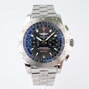 Швейцарские часы Breitling Professional Skyracer Black Dial
