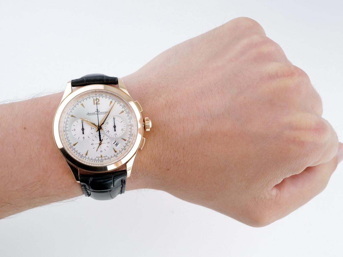 Швейцарские часы Jaeger LeCoultre Master Chronograph