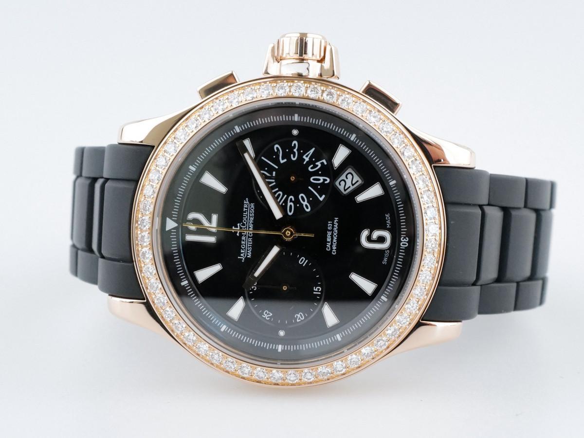 Швейцарские часы Jaeger-LeCoultre Master Compressor Lady Chronograph