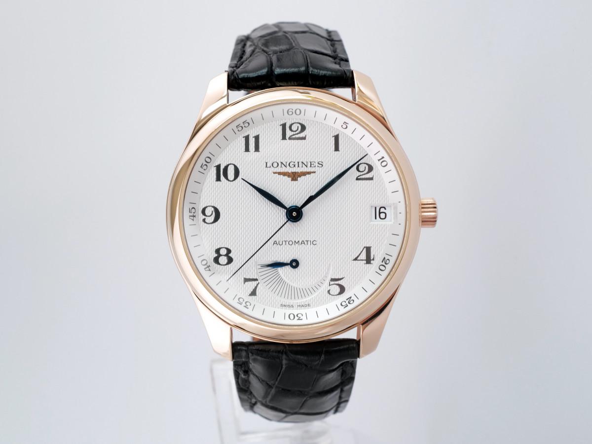 Швейцарские часы Longines Master Collection Power Reserve 18K Rose Gold