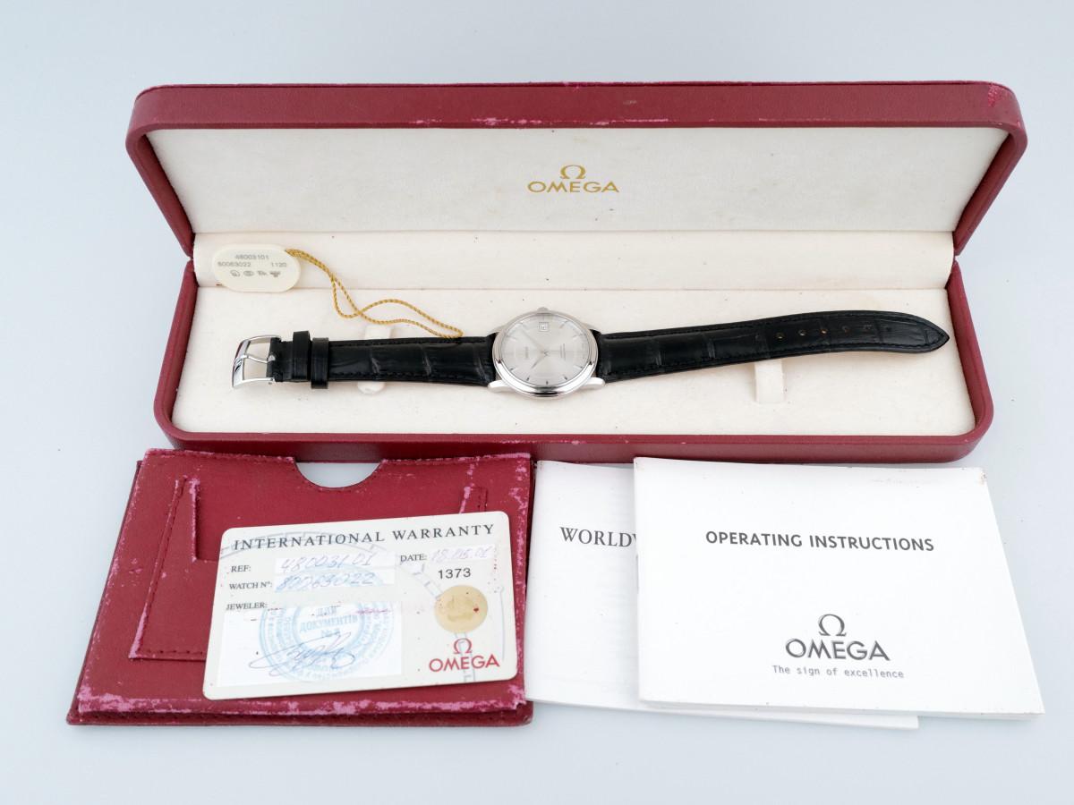 Швейцарские часы Omega De Ville Prestige Automatic