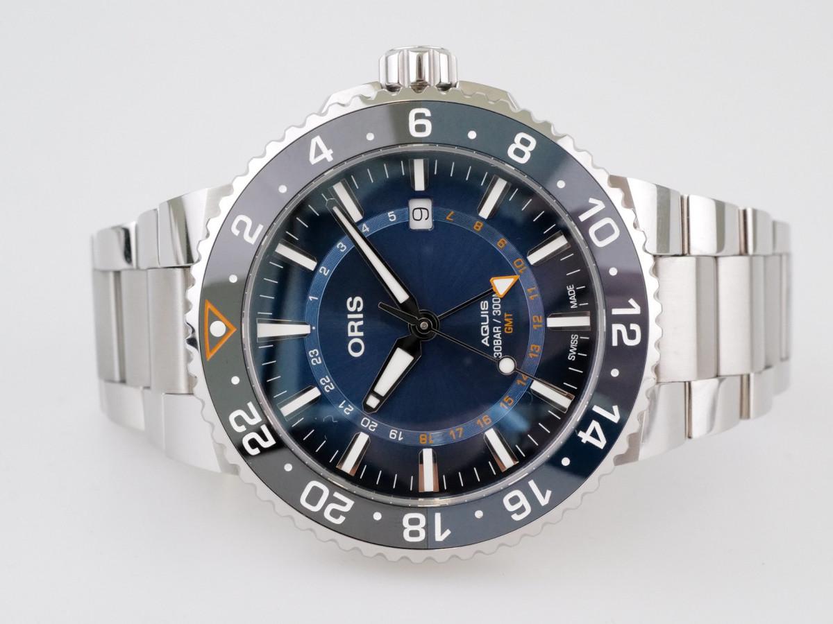Швейцарские часы Oris Aquis Carysfort Reef Limited Edition