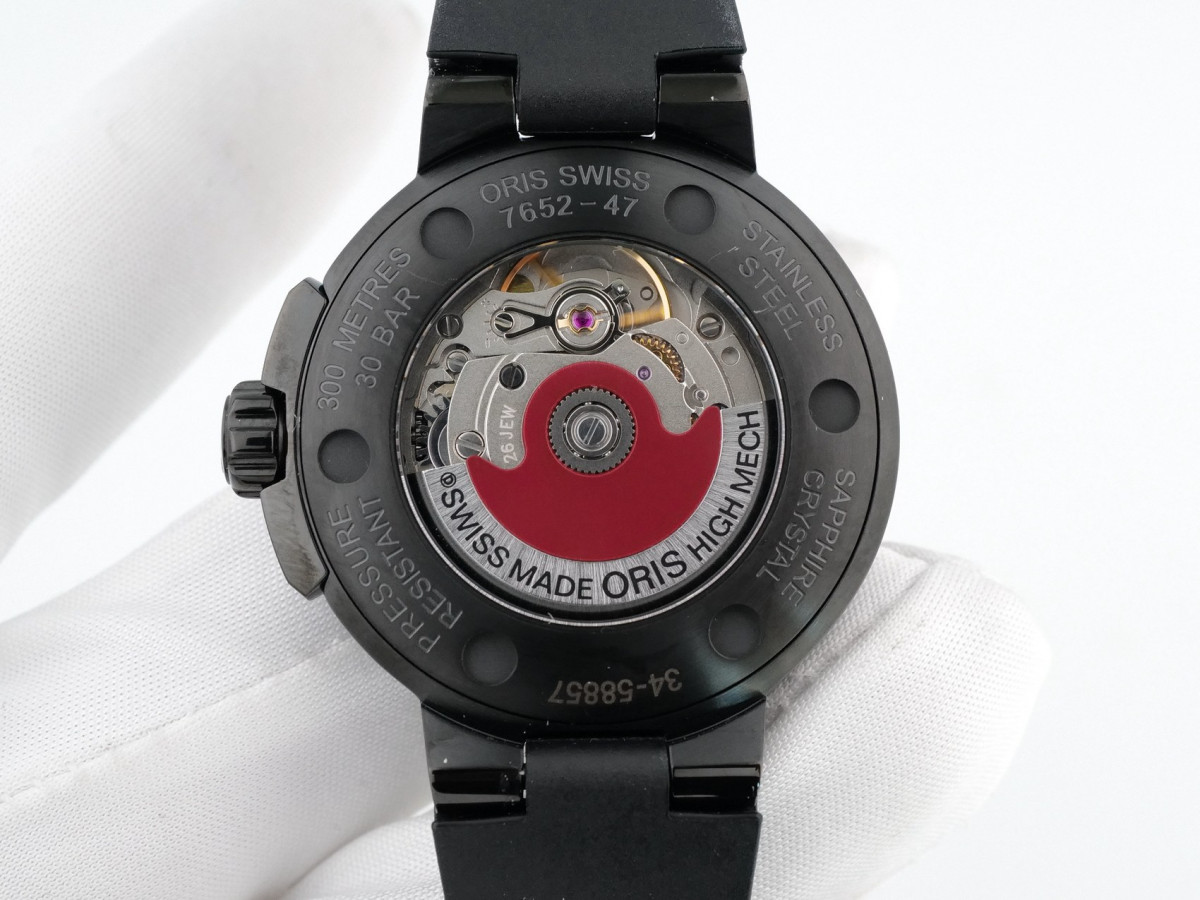 Швейцарские часы Oris Aquis Date 36
