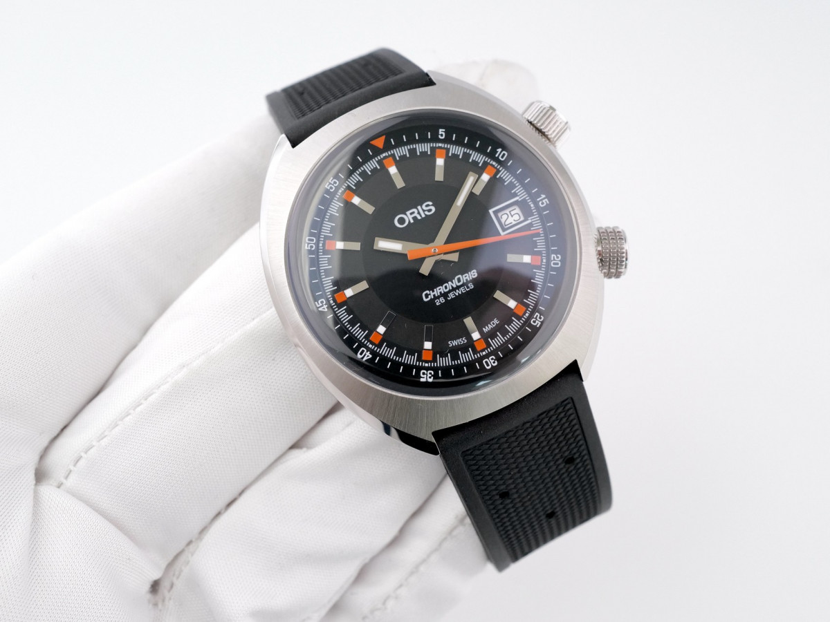 Швейцарские часы Oris Chronoris Date