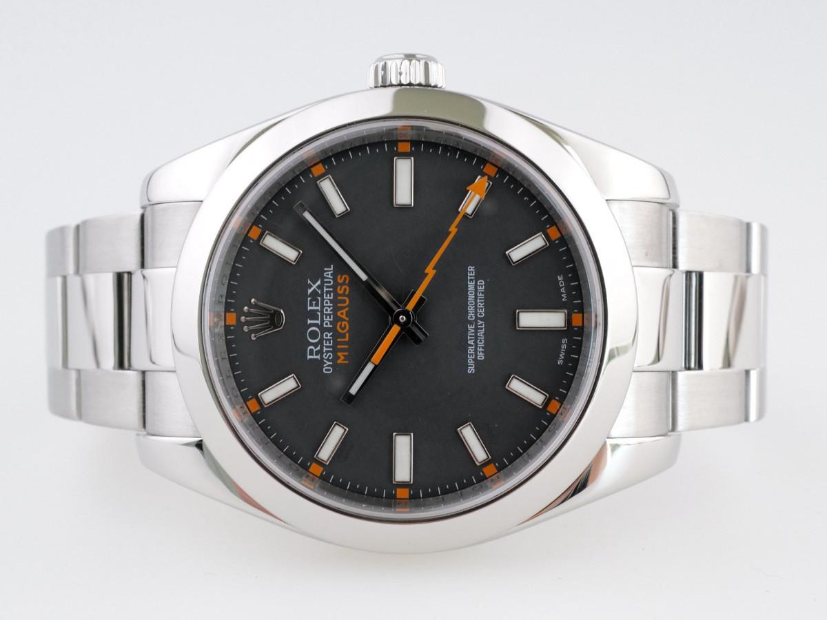Швейцарские часы Rolex Milgauss
