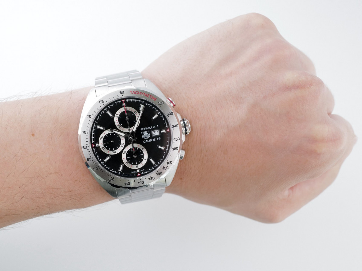 Швейцарские часы Tag Heuer Formula 1 Automatic Chronograph