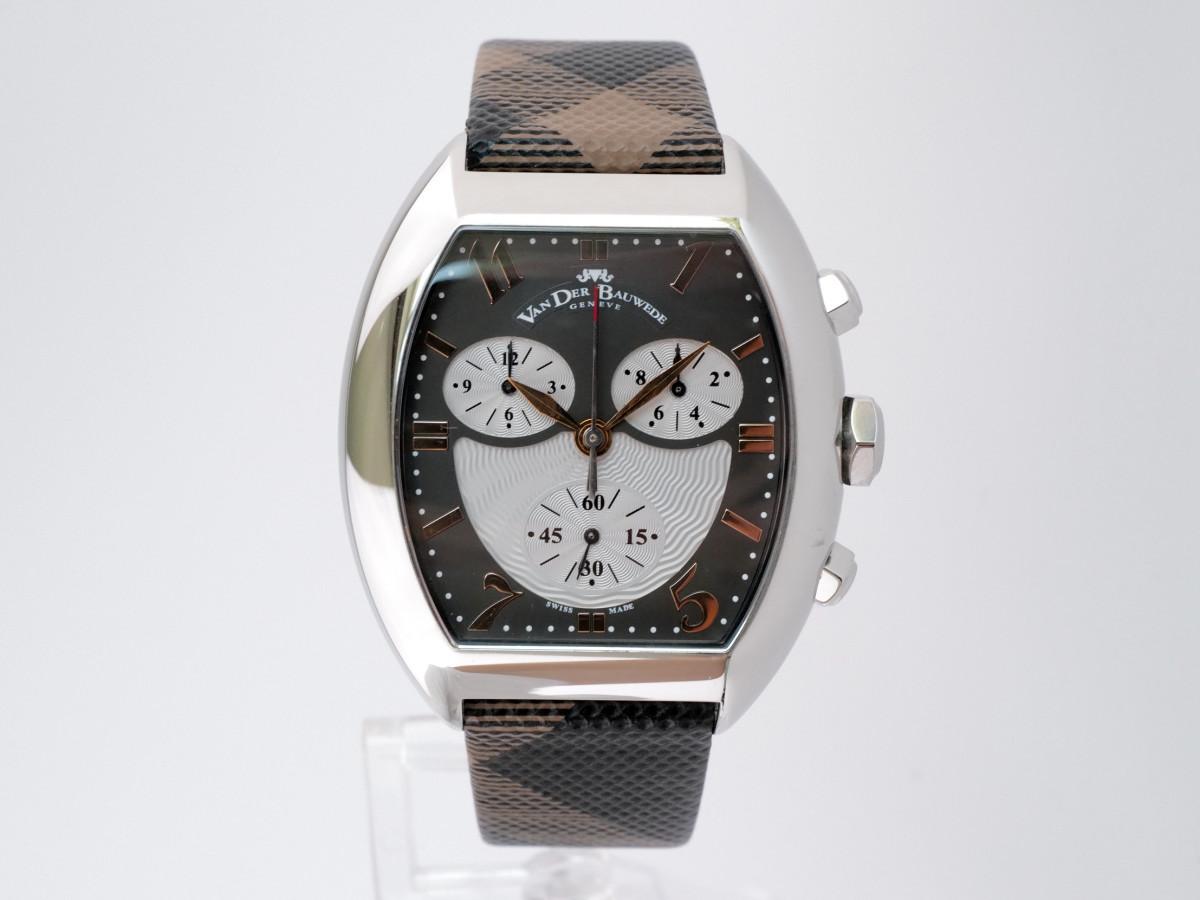 Швейцарские часы Van der Bauwede Magnum Commander
