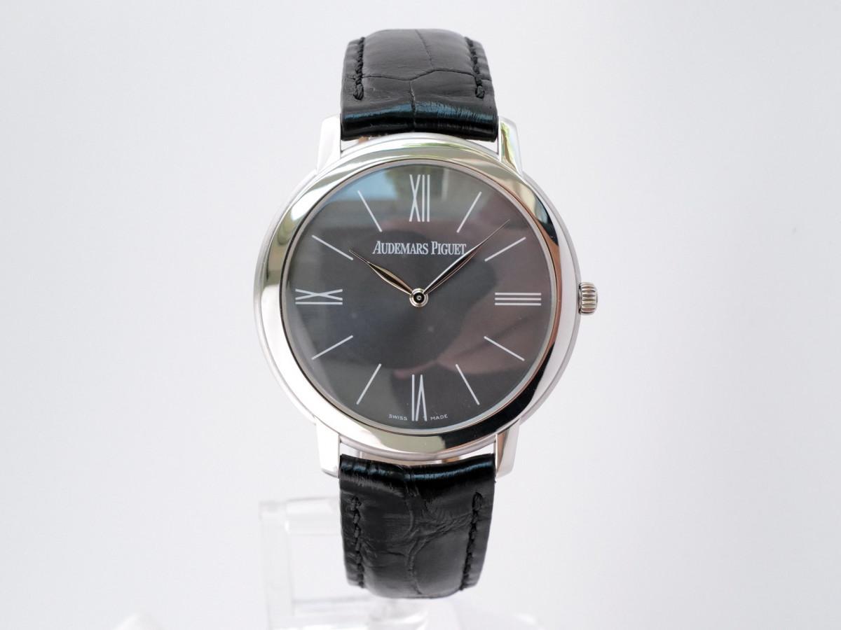 Швейцарские часы Audemars Piguet Jules Audemars 18K White Gold
