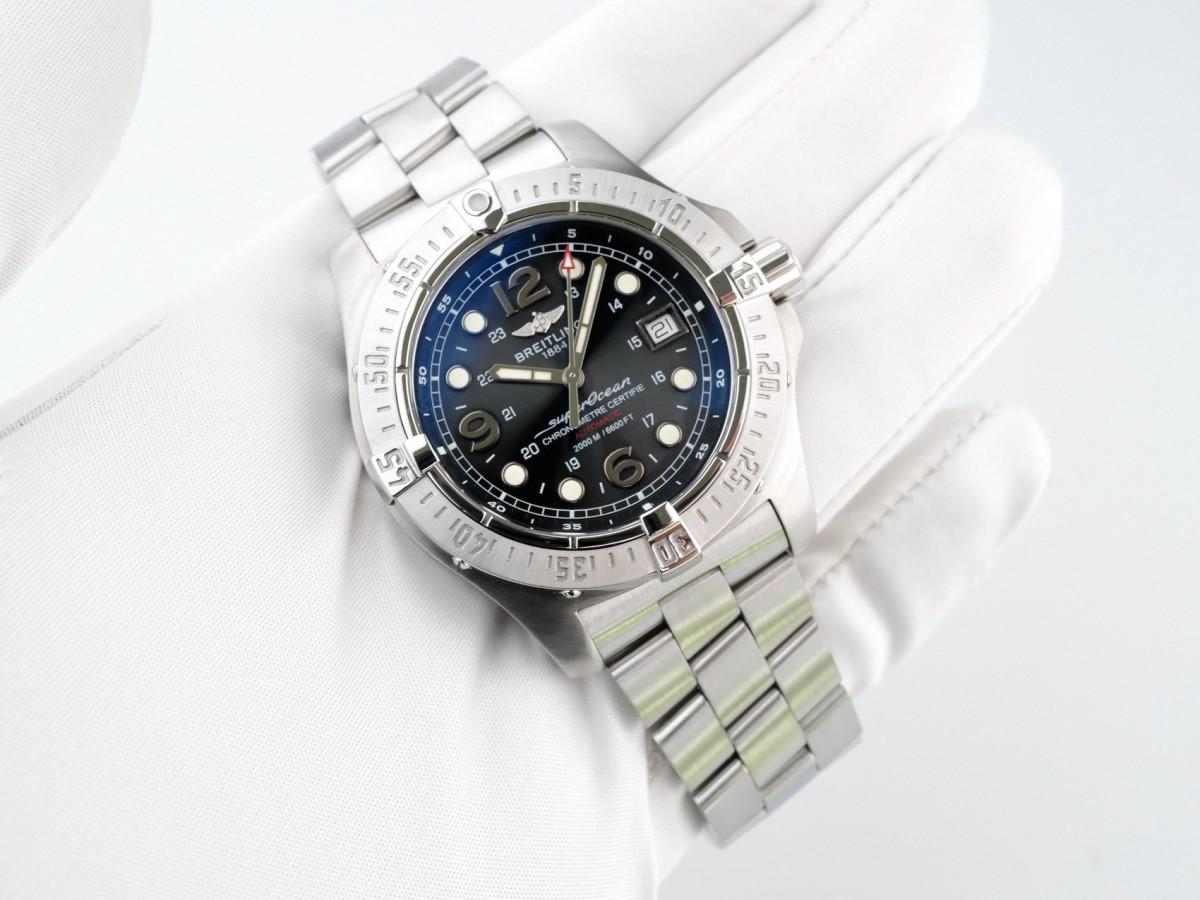 Швейцарские часы Breitling Superocean Steelfish
