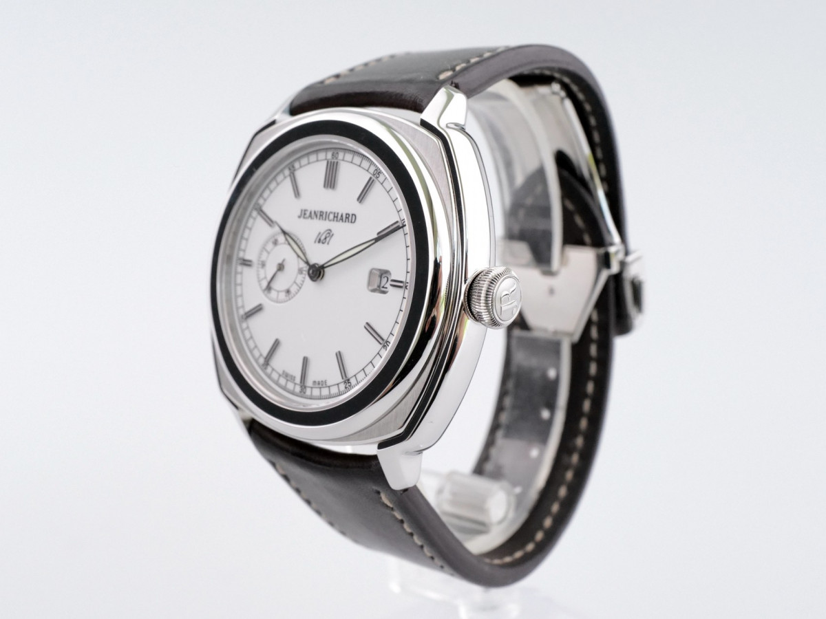 Швейцарские часы Jeanrichard 1681 Small Second