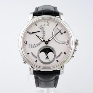 Швейцарские часы Maurice Lacroix Masterpiece Lune Retrograde