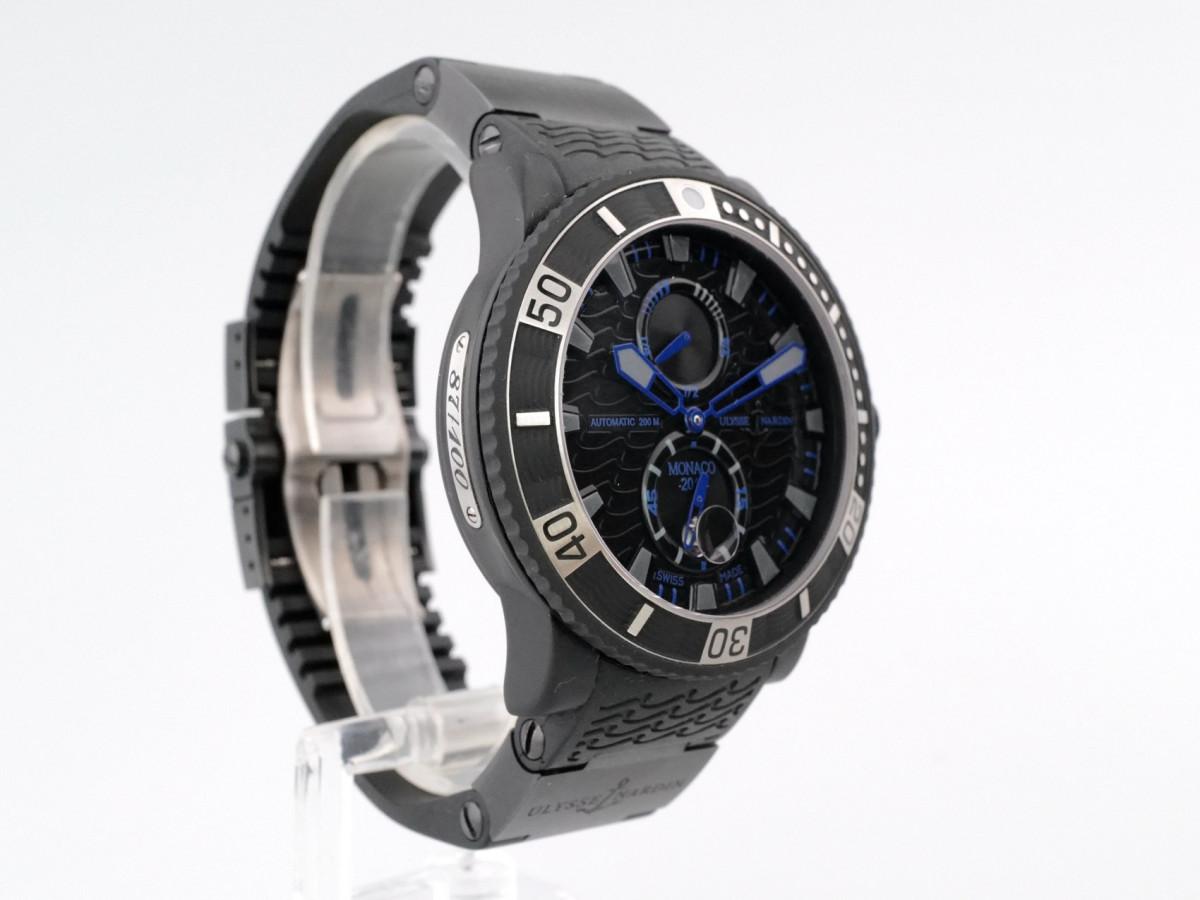 Швейцарские часы Ulysse Nardin Marine Diver Monaco Limited Edition
