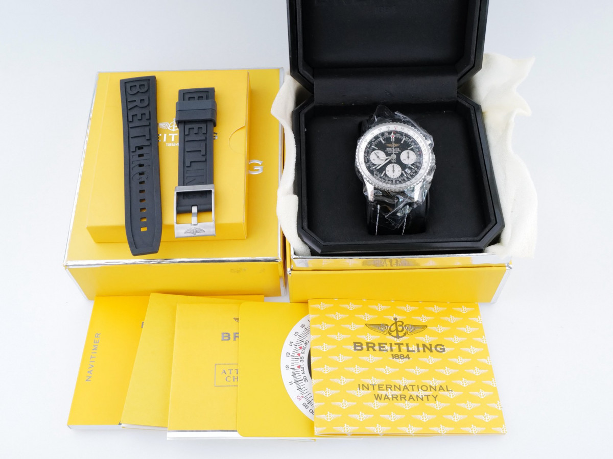 Швейцарские часы Breitling Navitimer