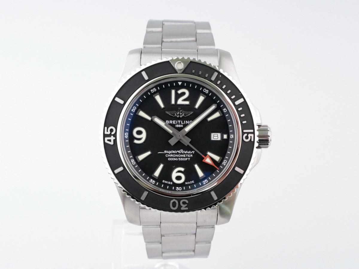 Швейцарские часы Breitling Superocean 44 Automatic