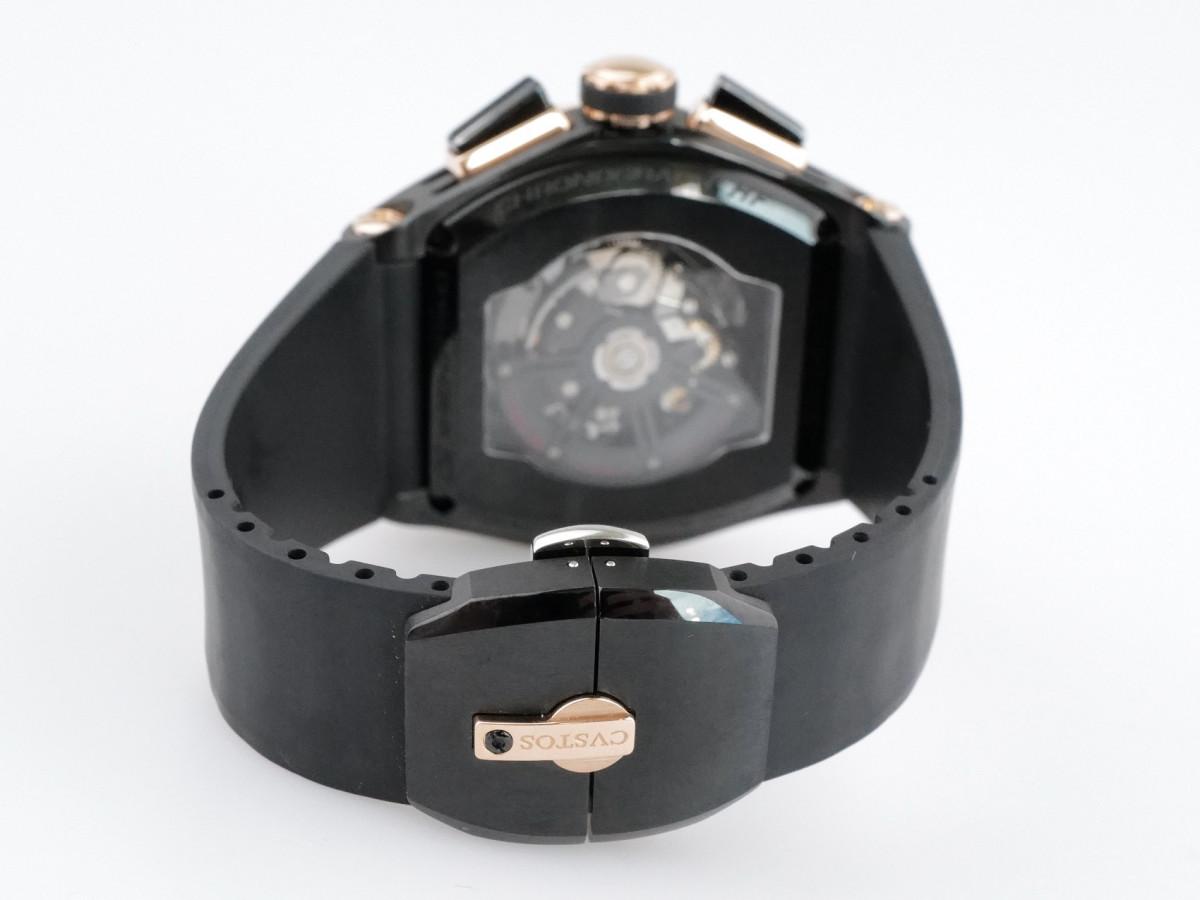 Швейцарские часы CVSTOS Challenge-R 50 High Fidelity