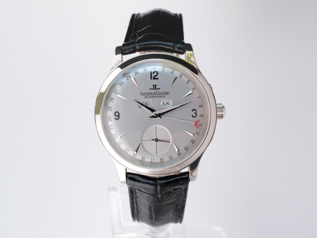Швейцарские часы Jaeger-LeCoultre Master Control Triple Calendar 18K White Gold