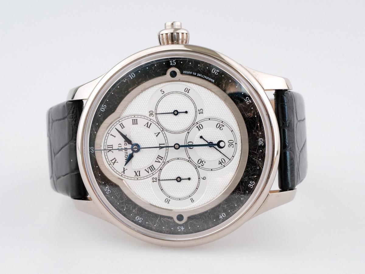 Швейцарские часы Jaquet Droz Chaux-de-Fonds Chrono Monopoussoir Minerale Chronograph