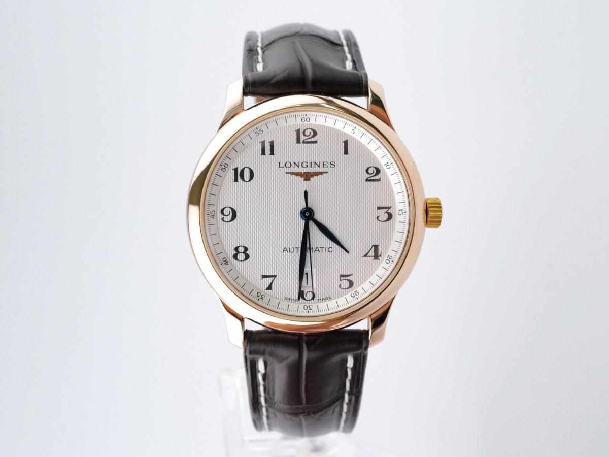 Швейцарские часы Longines Master Collection 18K Gold
