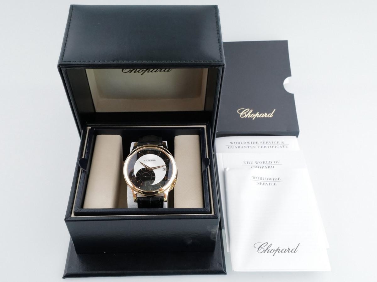Швейцарские часы Chopard L.U.C Twist 18K Rose Gold