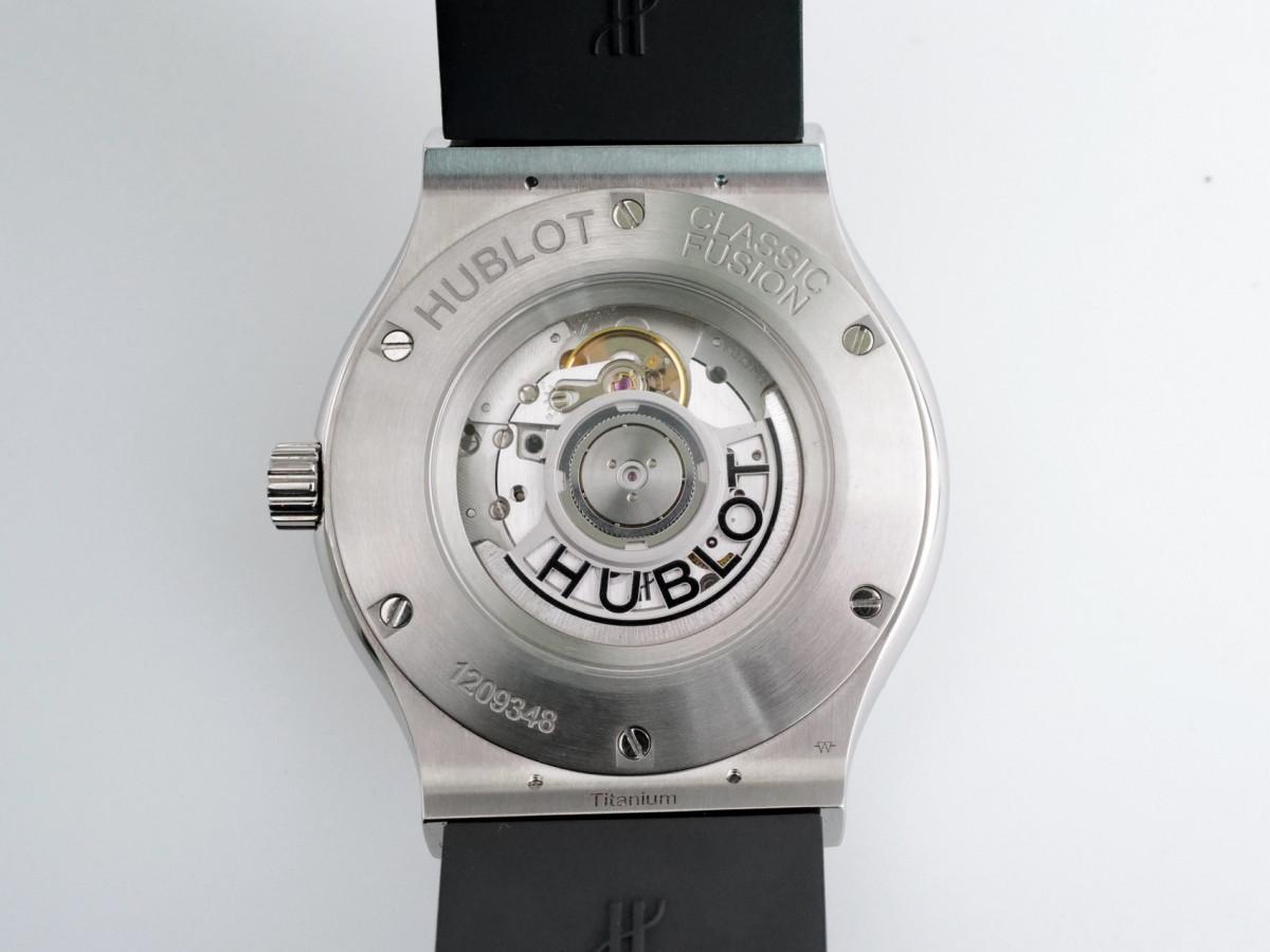 Швейцарские часы Hublot Classic Fusion Titanium