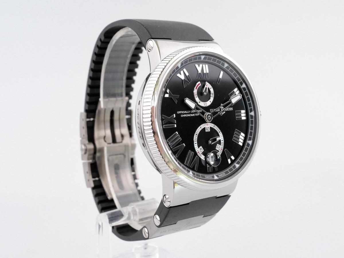 Швейцарские часы Ulysse Nardin Marine Chronometer Manufacture