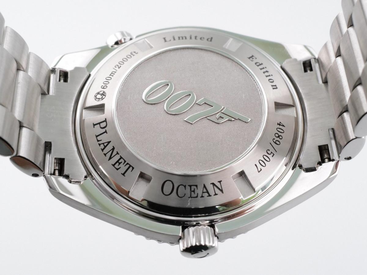 Швейцарские часы Omega Planet Ocean 007 Quantum of Solace limited edition