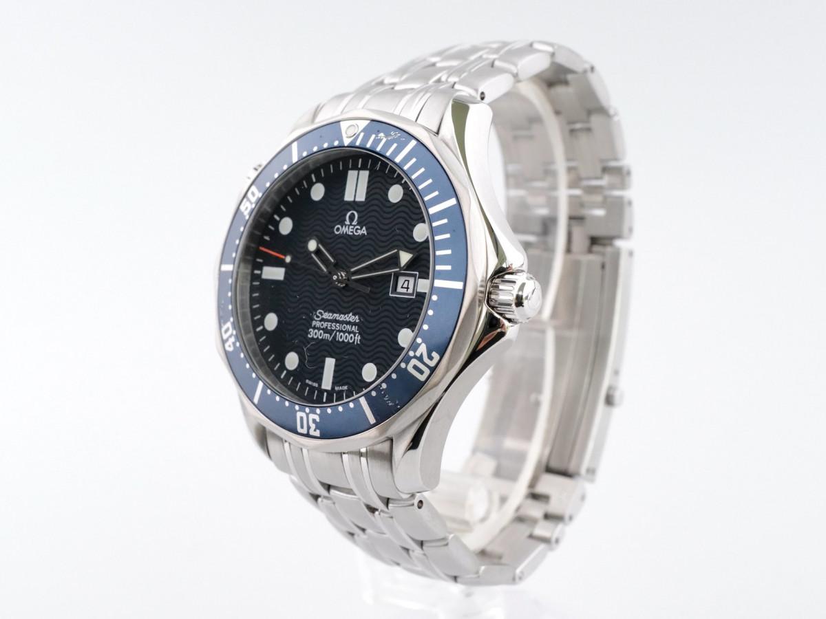 Швейцарские часы Omega Seamaster Chronometer