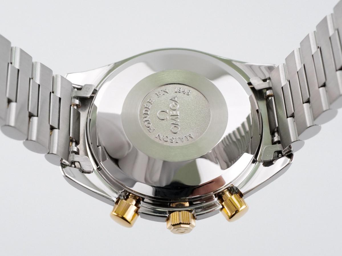 Швейцарские часы Omega Speedmaster Reduced Triple Date Moon Phase