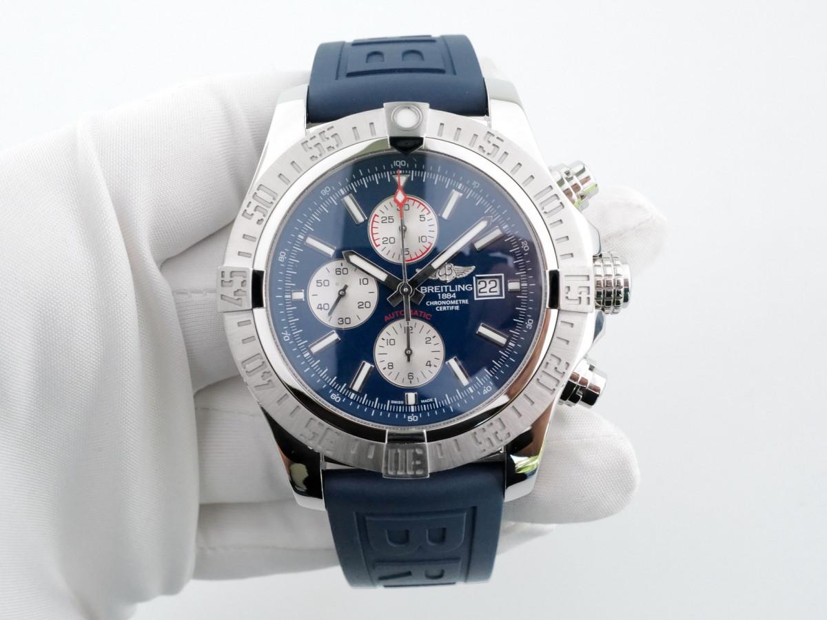 Швейцарские часы Breitling Super Avenger II Chronograph