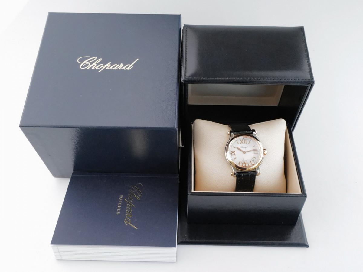 Швейцарские часы Chopard Happy Sport Automatic 7 Diamonds