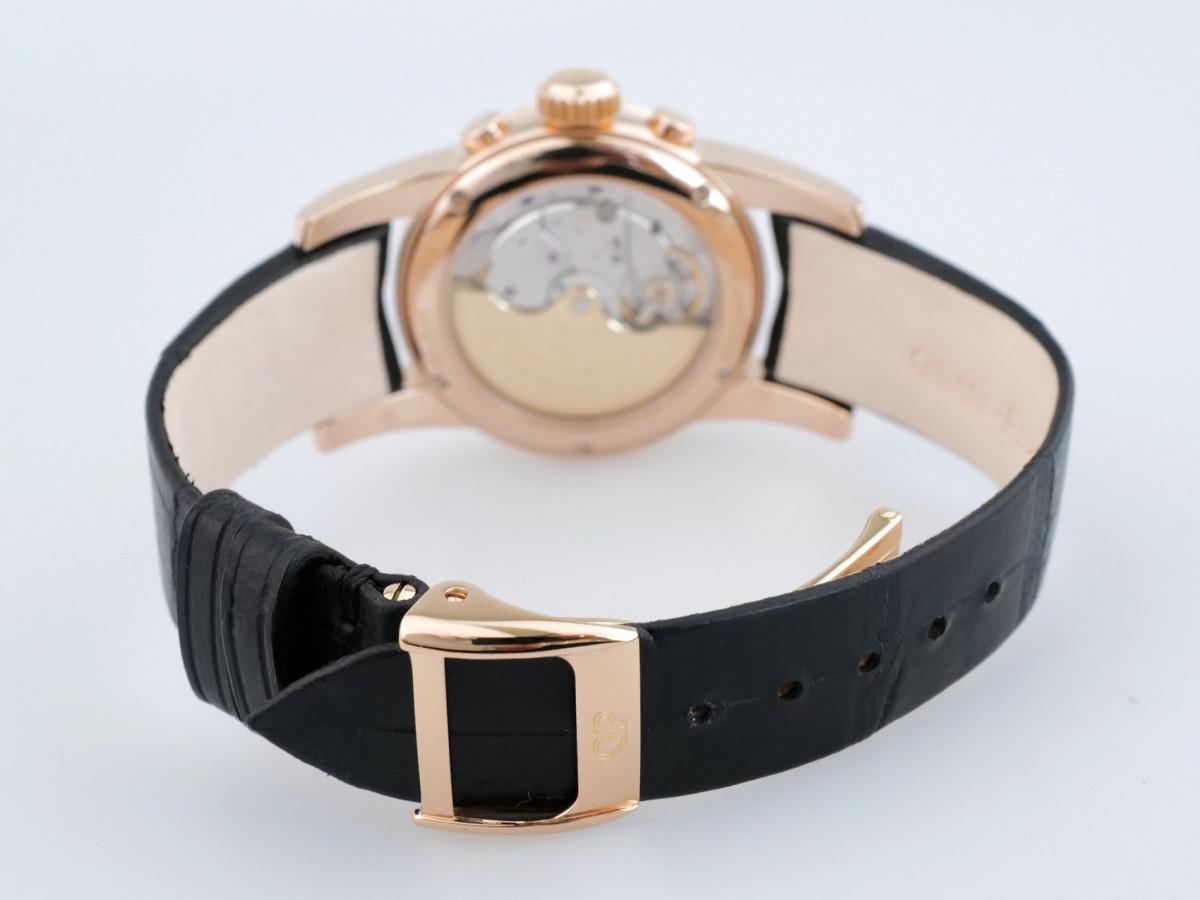 Швейцарские часы Girard Perregaux Lady Chronograph 18K Rose Gold