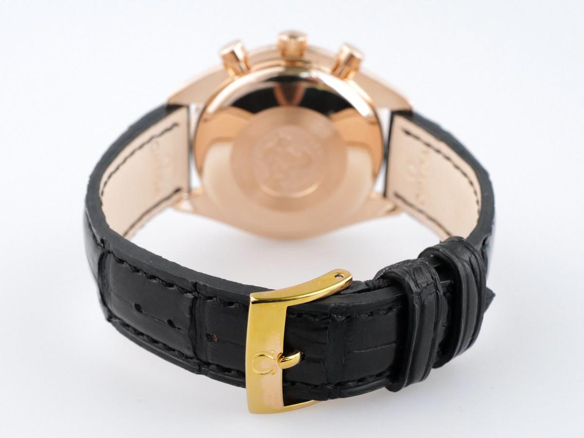 Швейцарские часы Omega Speedmaster Day-Date 18K Rose Gold