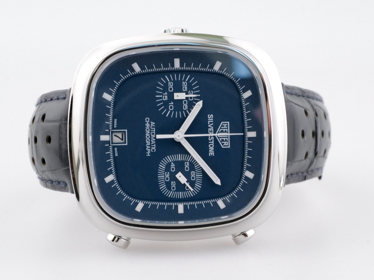 Швейцарские часы TAG Heuer Silverstone Calibre 11 Chronograph Limited Edition