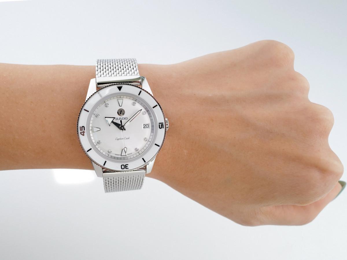 Швейцарские часы Rado Captain Cook Automatic Diamonds