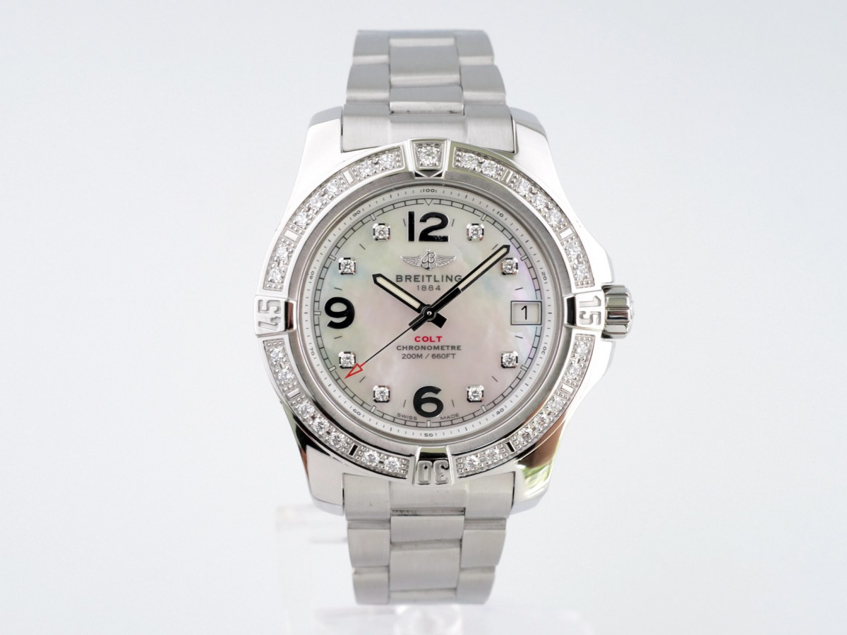 Швейцарские часы Breitling Colt SuperQuartz 36