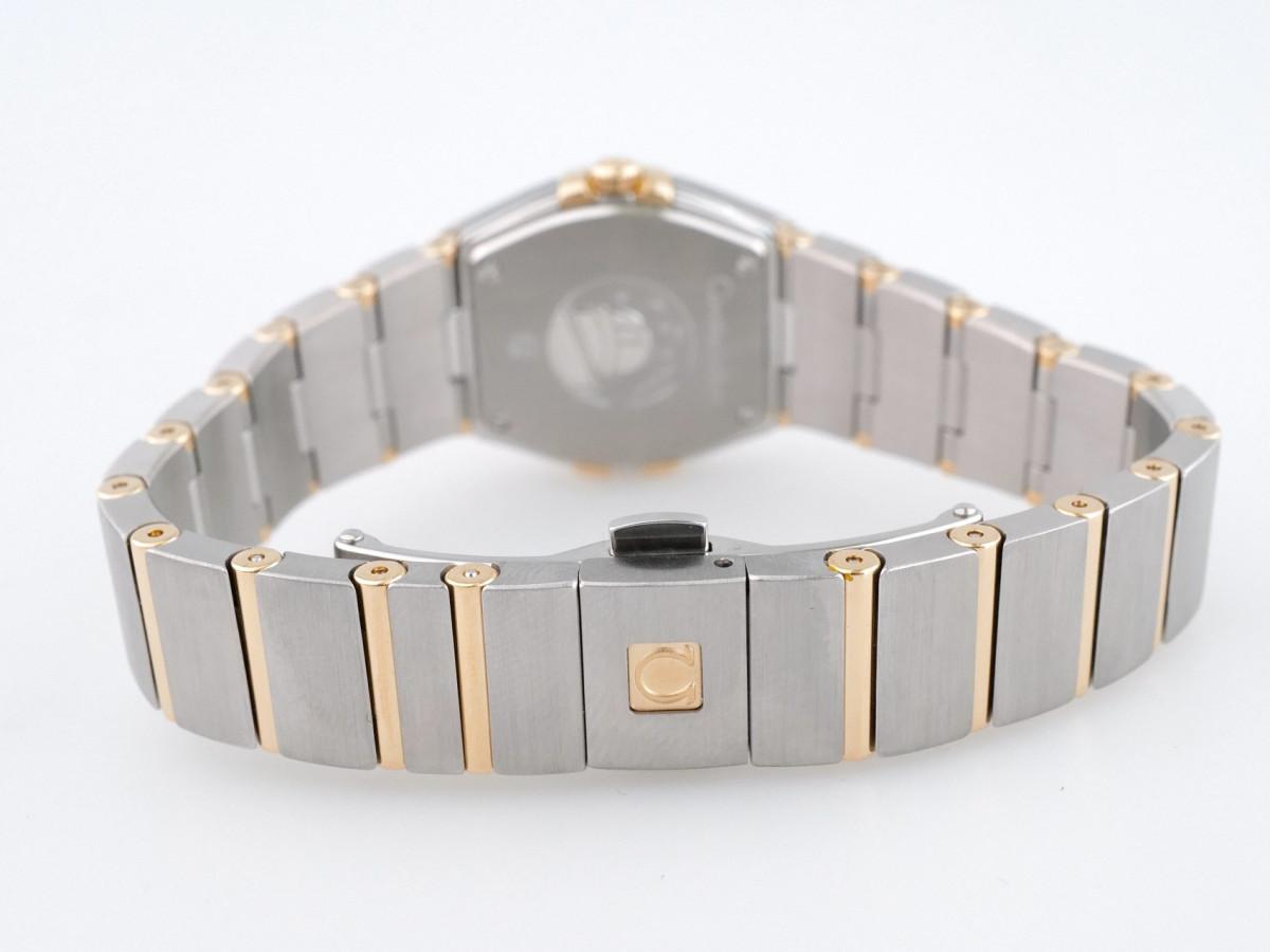 Швейцарские часы Omega Constellation Mother of Pearl Diamonds Dial