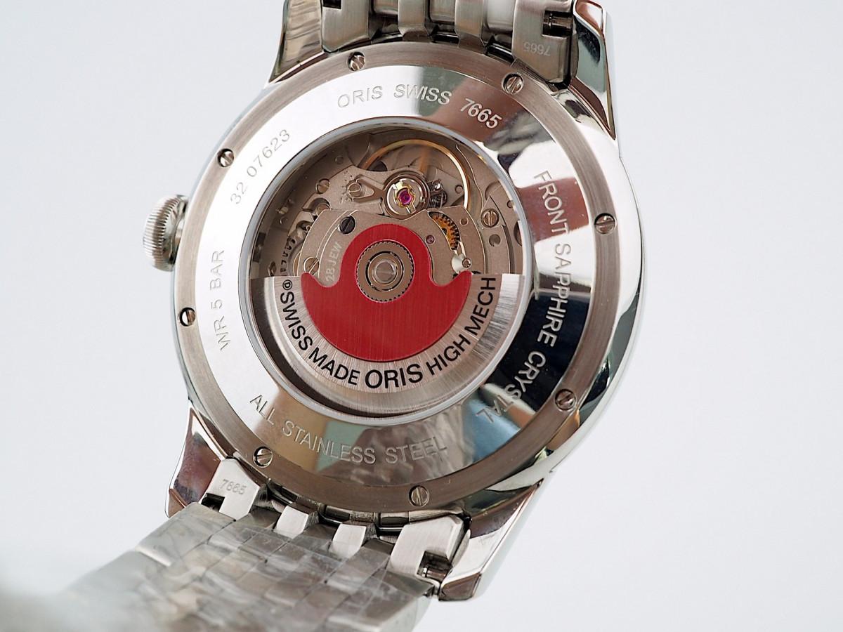 Швейцарские часы Oris Artelier Small Second Pointer