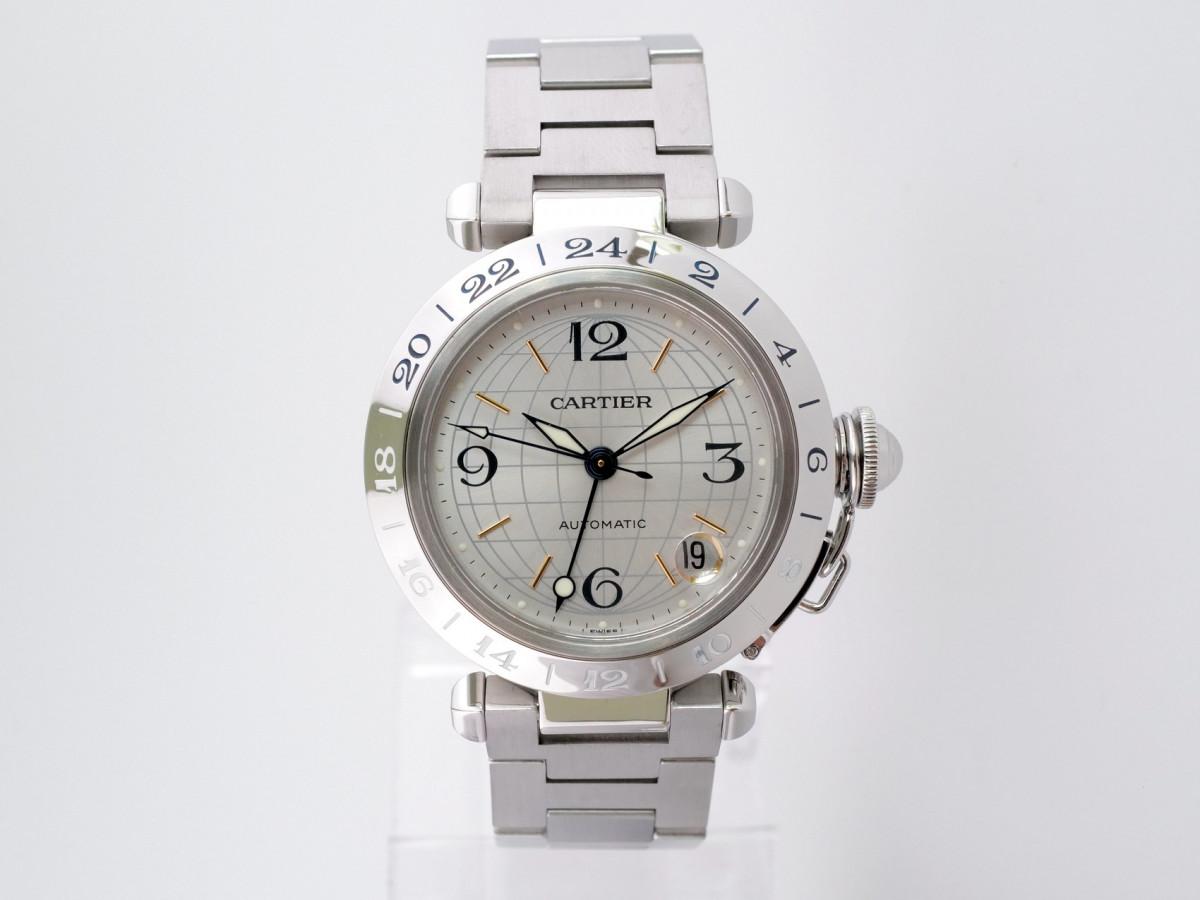 Швейцарские часы Cartier Pasha GMT