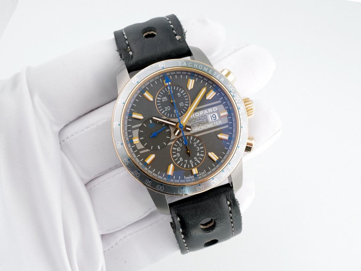 Швейцарские часы Chopard Classic Racing Grand Prix De Monaco Historique Chronograph