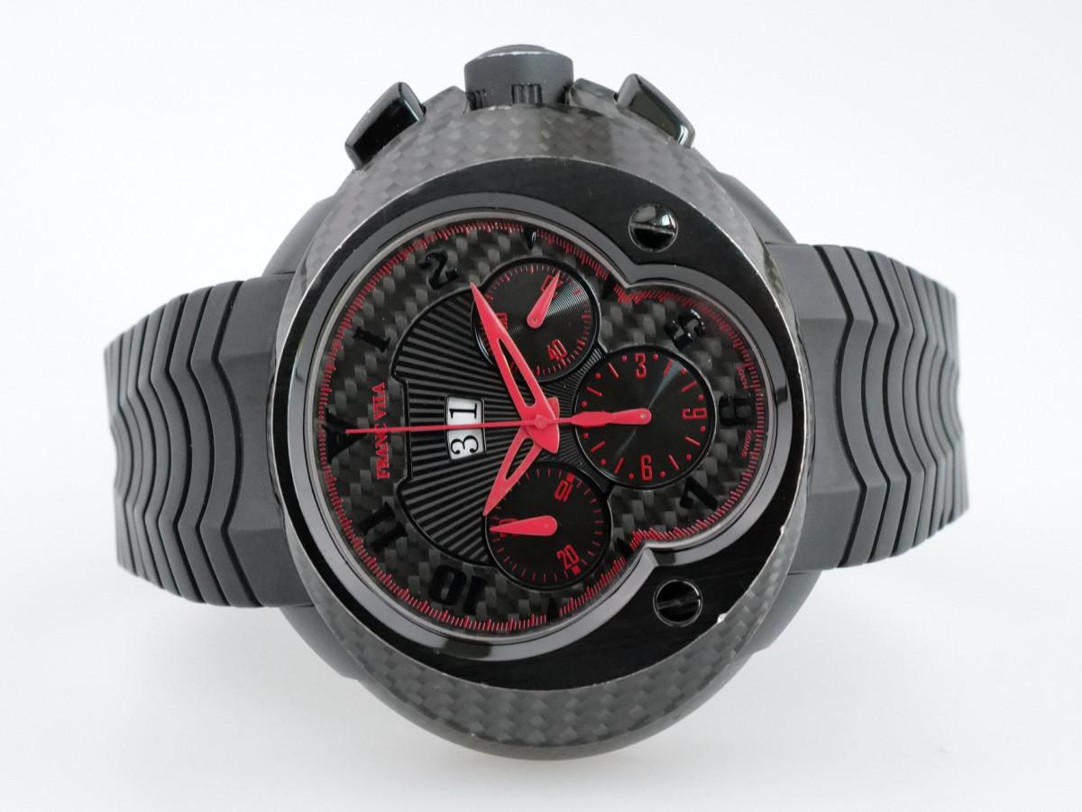 Швейцарские часы Franc Vila Cobra Carbon Limited 88 Chronograph