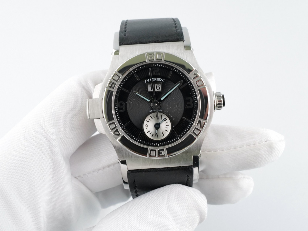 Швейцарские часы Jorg Hysek Abyss GMT