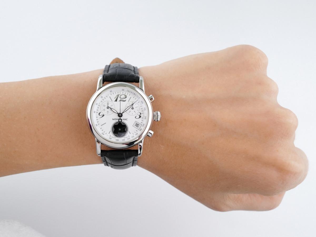 Швейцарские часы Montblanc Star Mini Chronograph