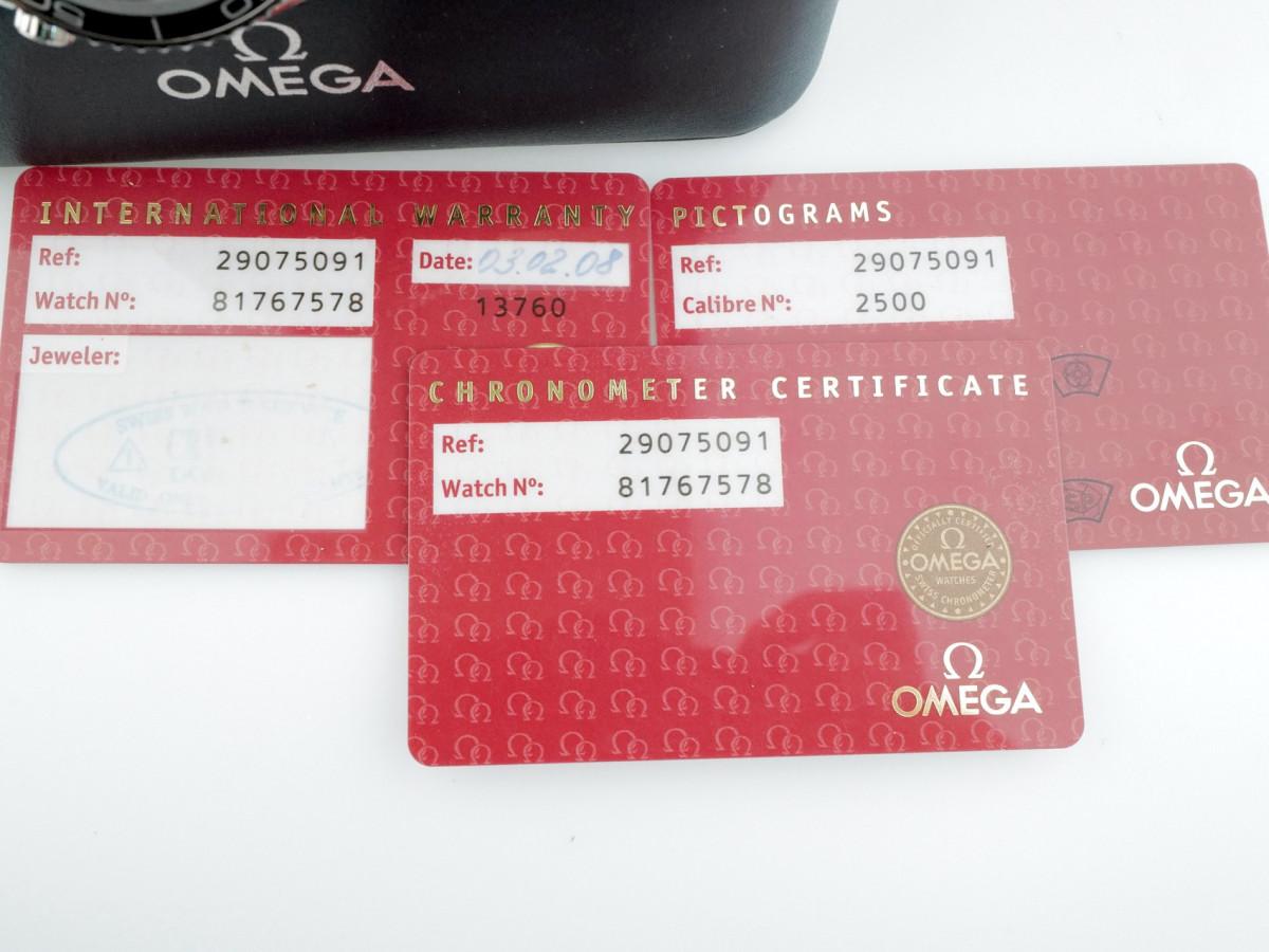 Швейцарские часы Omega Planet Ocean James Bond Casino Royale