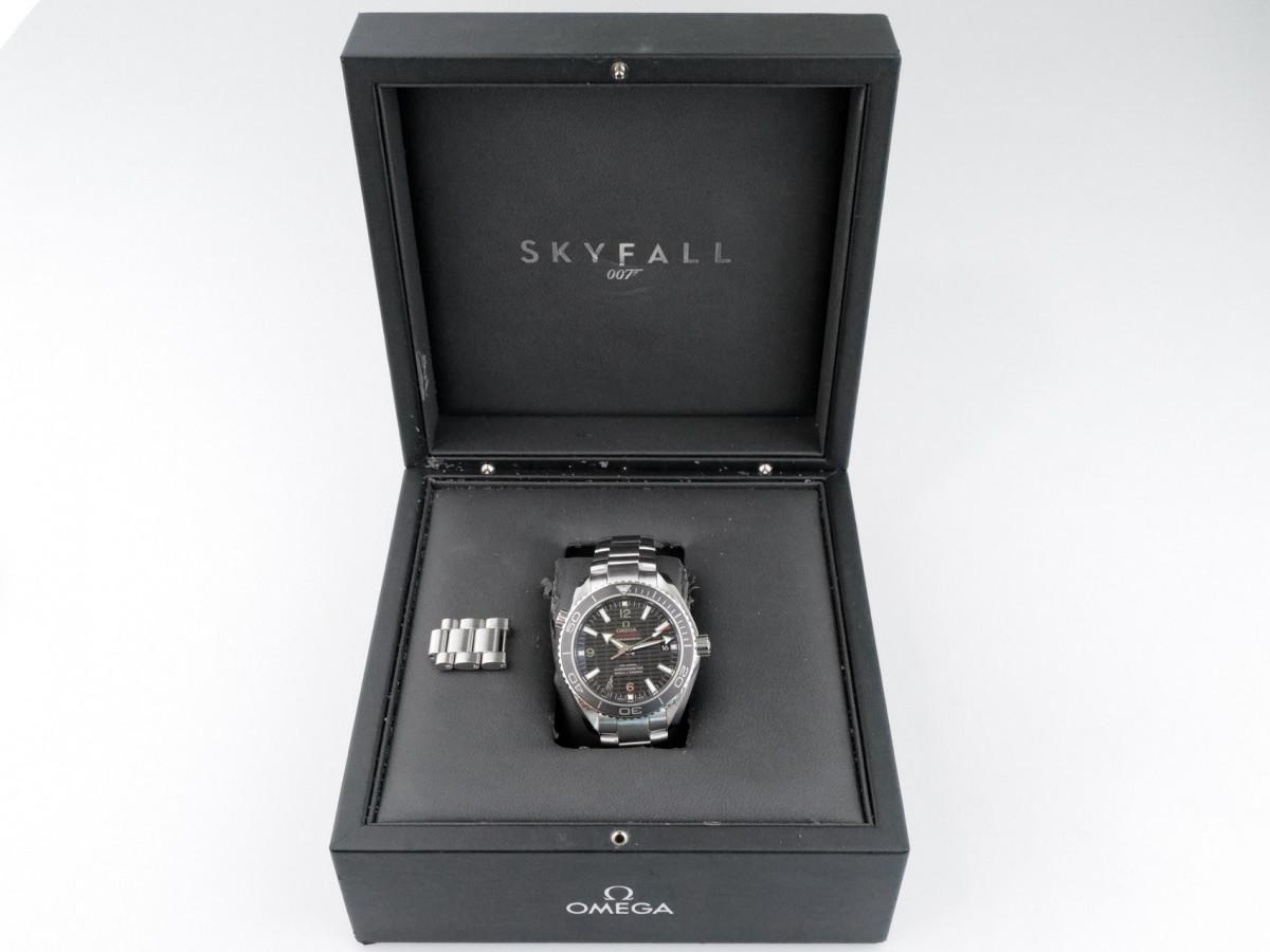 Швейцарские часы Omega Seamaster Planet Ocean Skyfall Limited Edition