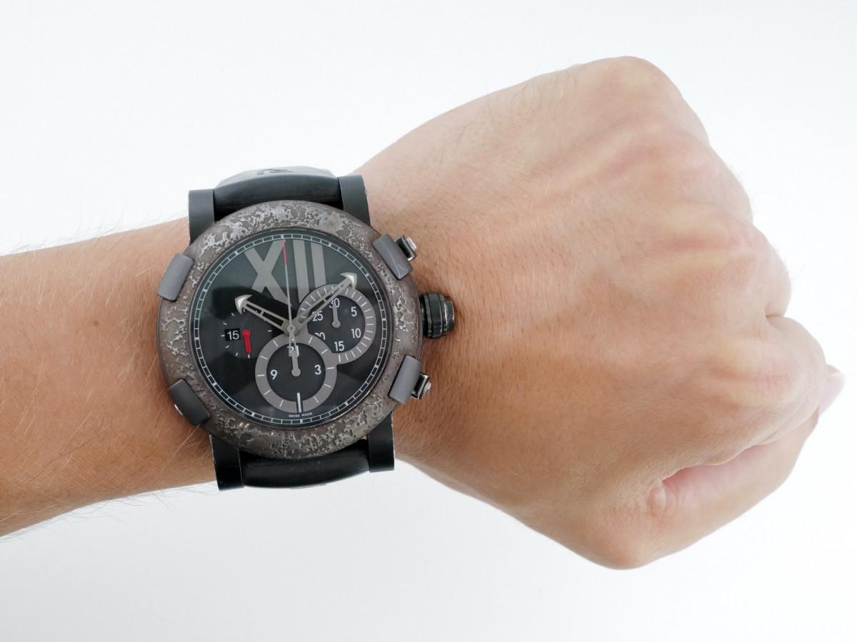 Швейцарские часы Romain Jerome Titanic-DNA Chronograph