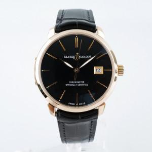 Швейцарские часы Ulysse Nardin San Marco Classico 18K Rose Gold