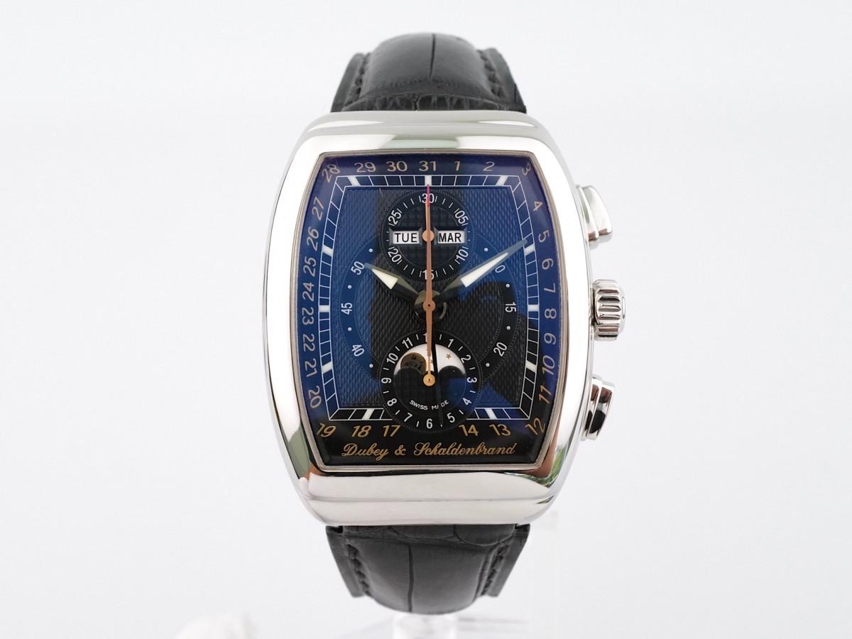 Швейцарские часы Dubey & Schaldenbrand Gran Chrono Astro Moon Phase