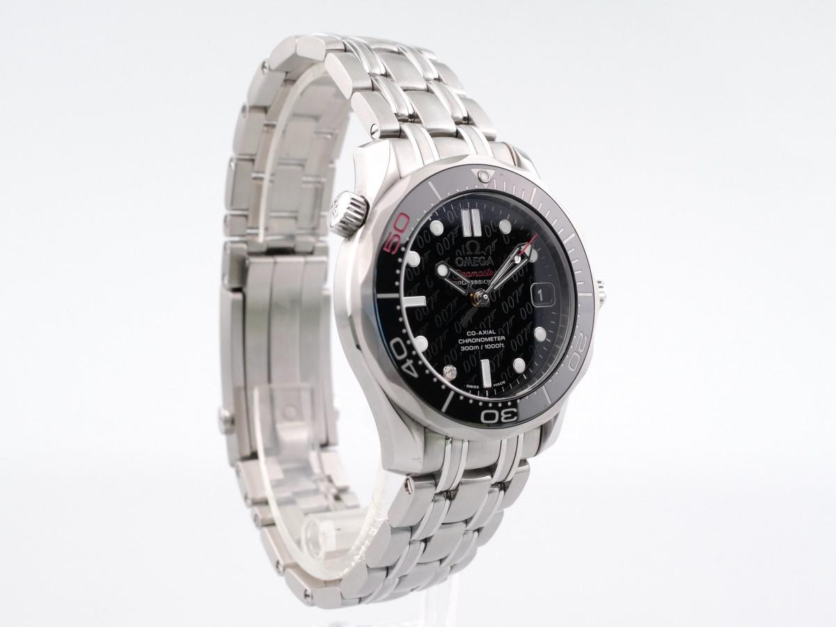 Швейцарские часы Omega Seamaster Diver 300M James Bond 50th anniversary